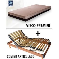 "PACK SOMIER ARTICULAT DE MOTOR + MATALAF VISC"""
